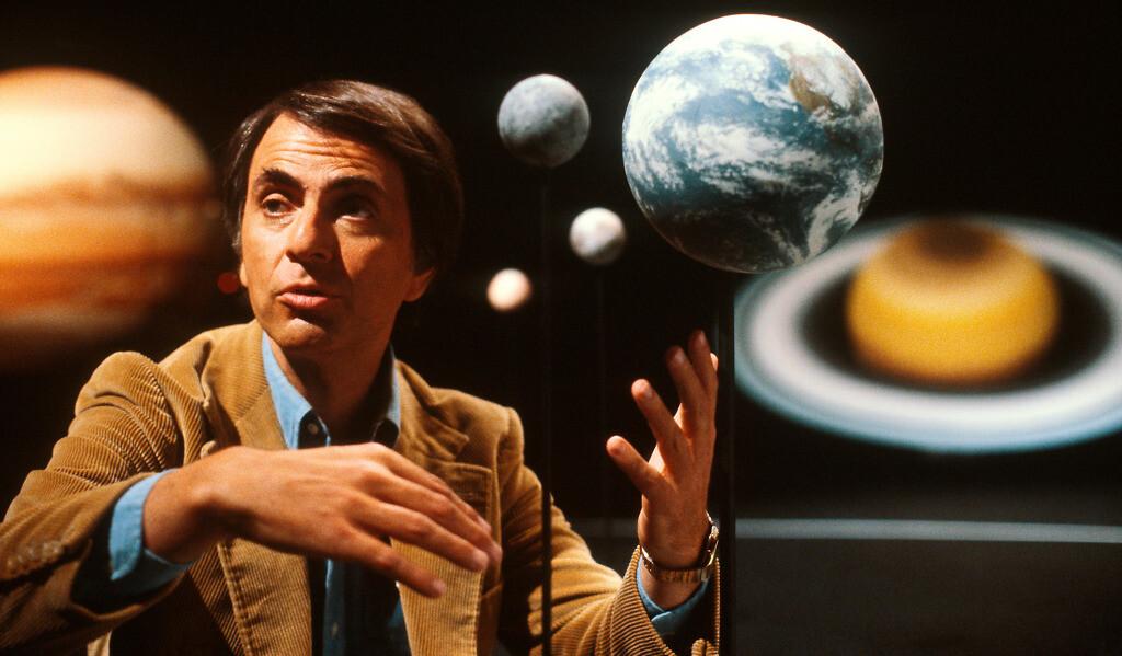 Космос Карла Сагана, 1980 год