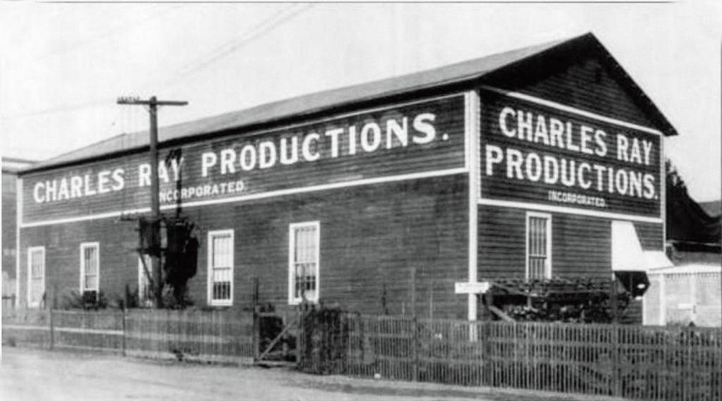 Производство Чарльза Рэя, 1923 год